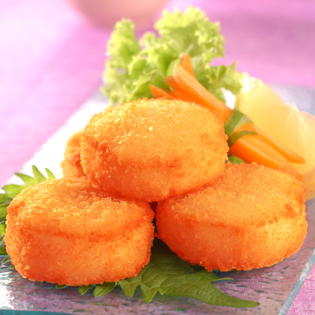 DoDo Imitation Breaded Scallop Nuggets (Orange)