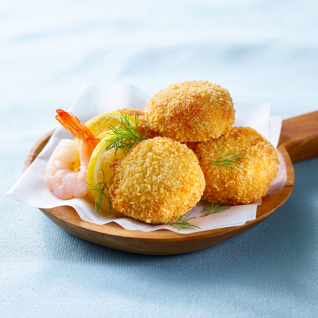 DoDo Supreme Breaded Shrimp Cutlets