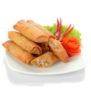 Uncle Lim's Choice Vegetable Spring Roll - Short