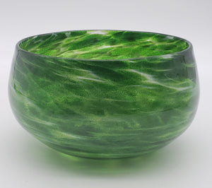 Bowl #12 (Adventurine Green)