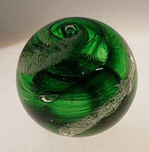 Memorial Glass Orb (nine color options)