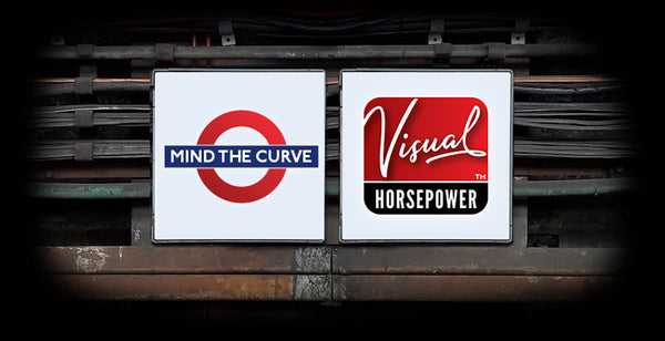 Mind The Curve ~ Visual Horsepower
