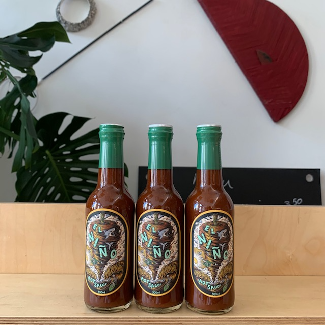 El Nino Hot Sauce 300ml