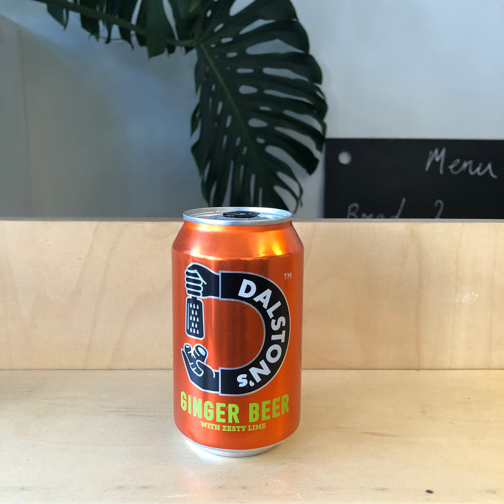 Dalston Ginger Beer - 330ml