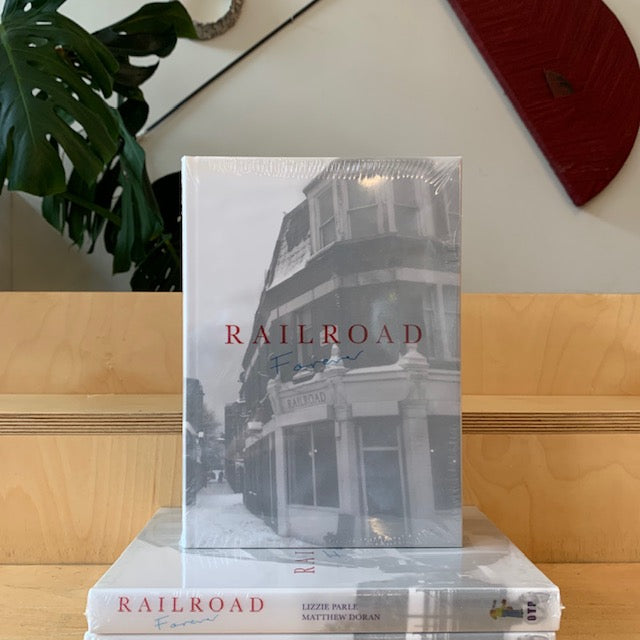 Railroad Forever: A Cookbook (Hardback)