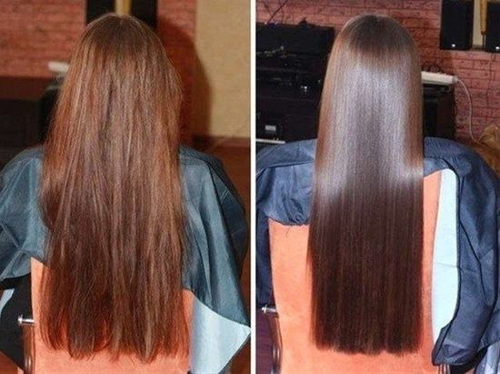 Apple Cider Vinegar Healthy Hair Growth