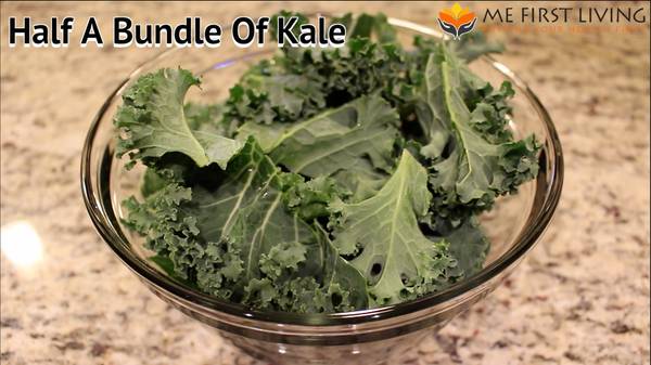 Half Bundle Kale Chips