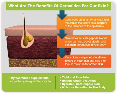 ceramide benefits for anti-aging