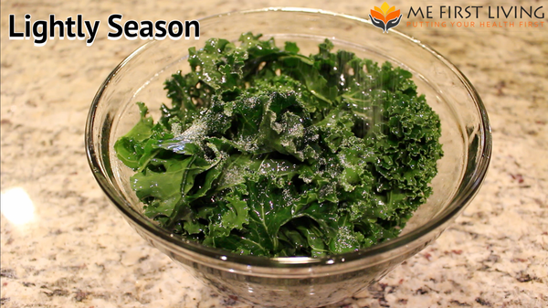 Season Kale Chips