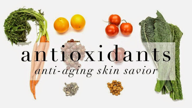 best antioxidants for anti-aging