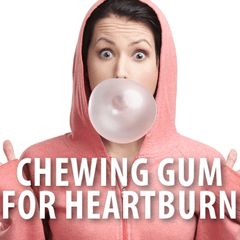 gum for heartburn