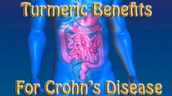 turmeric benefits for crohn's
