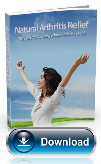Natural arthritis relief ebook