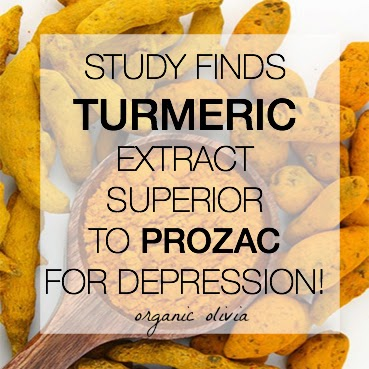 turmeric better than prozac