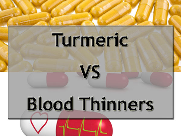turmeric and blood thinners