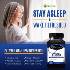 natural sleep vitamin