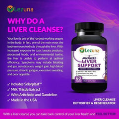 best liver support supplement