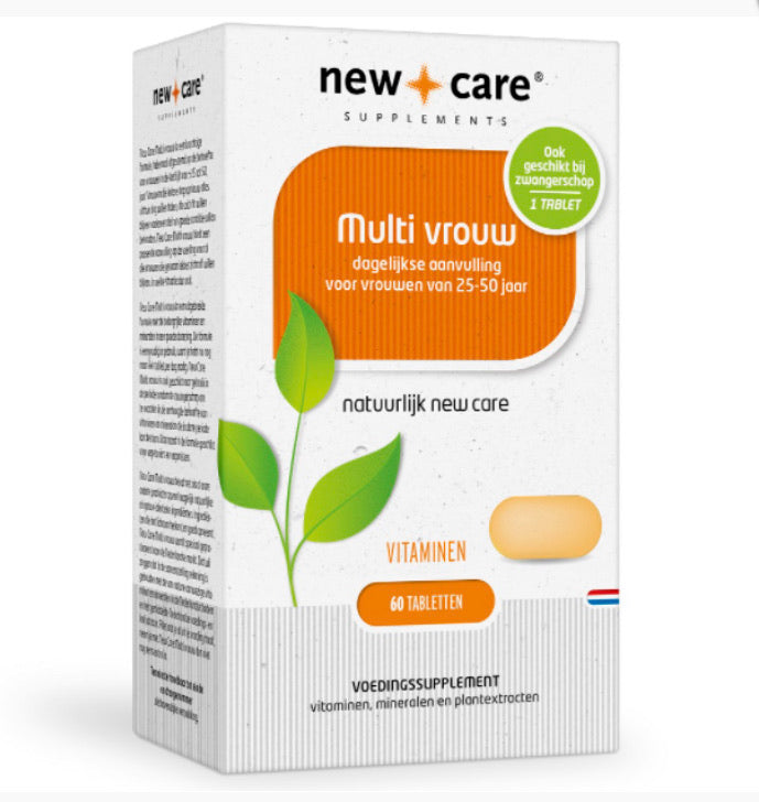 New Care Multi vrouw