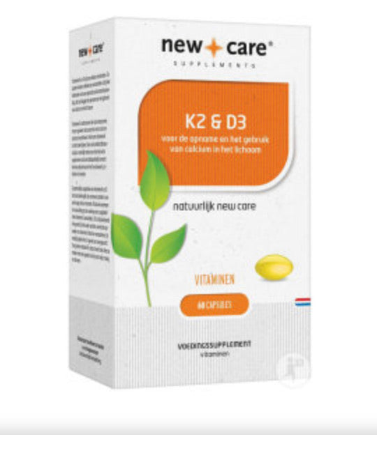 New Care K2 & D3