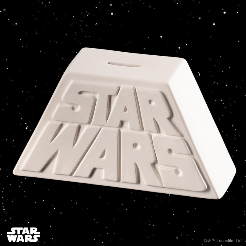 Star Wars Logo Bank