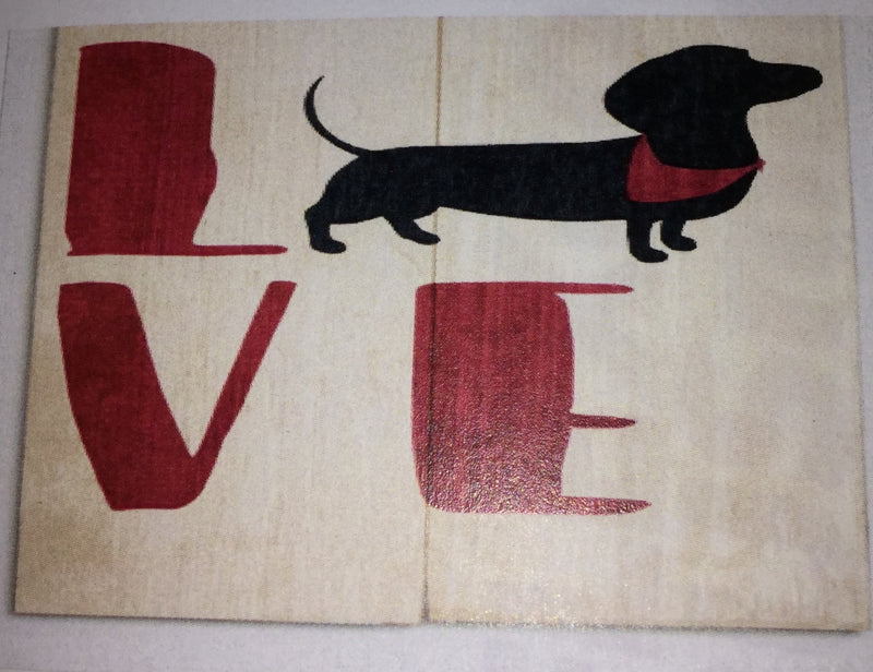 Wood Board Stencils **Stencils Only**