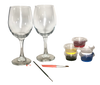 Weiss Wine Glass Kit without Brushes