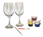 Fang Huang Private Event-Wine Glass Kit