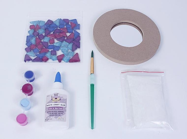 DIY Shimmer Mirror Kit