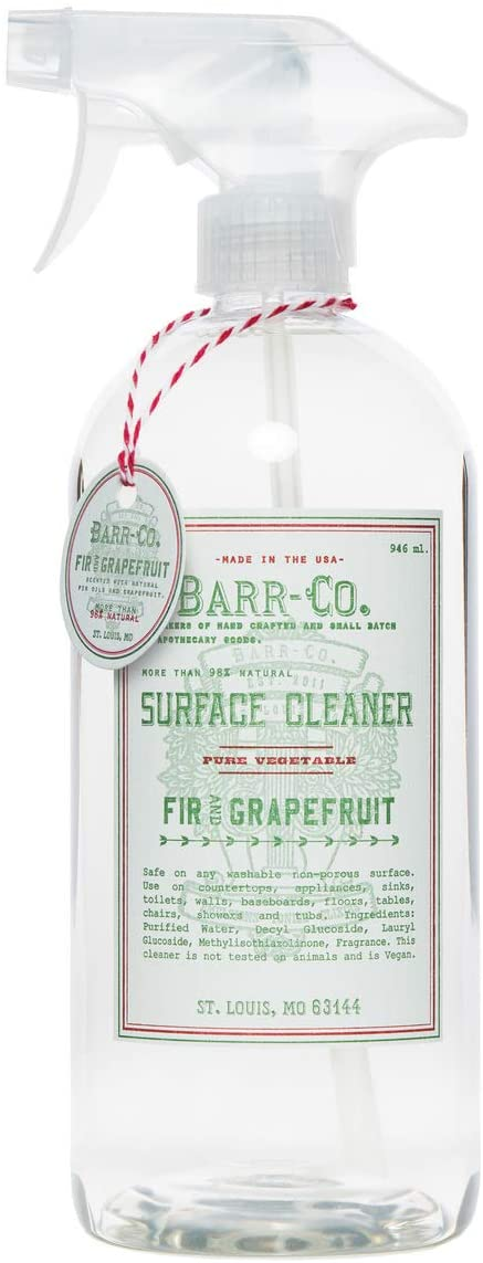 Fir + Grapefruit Surface Cleaner