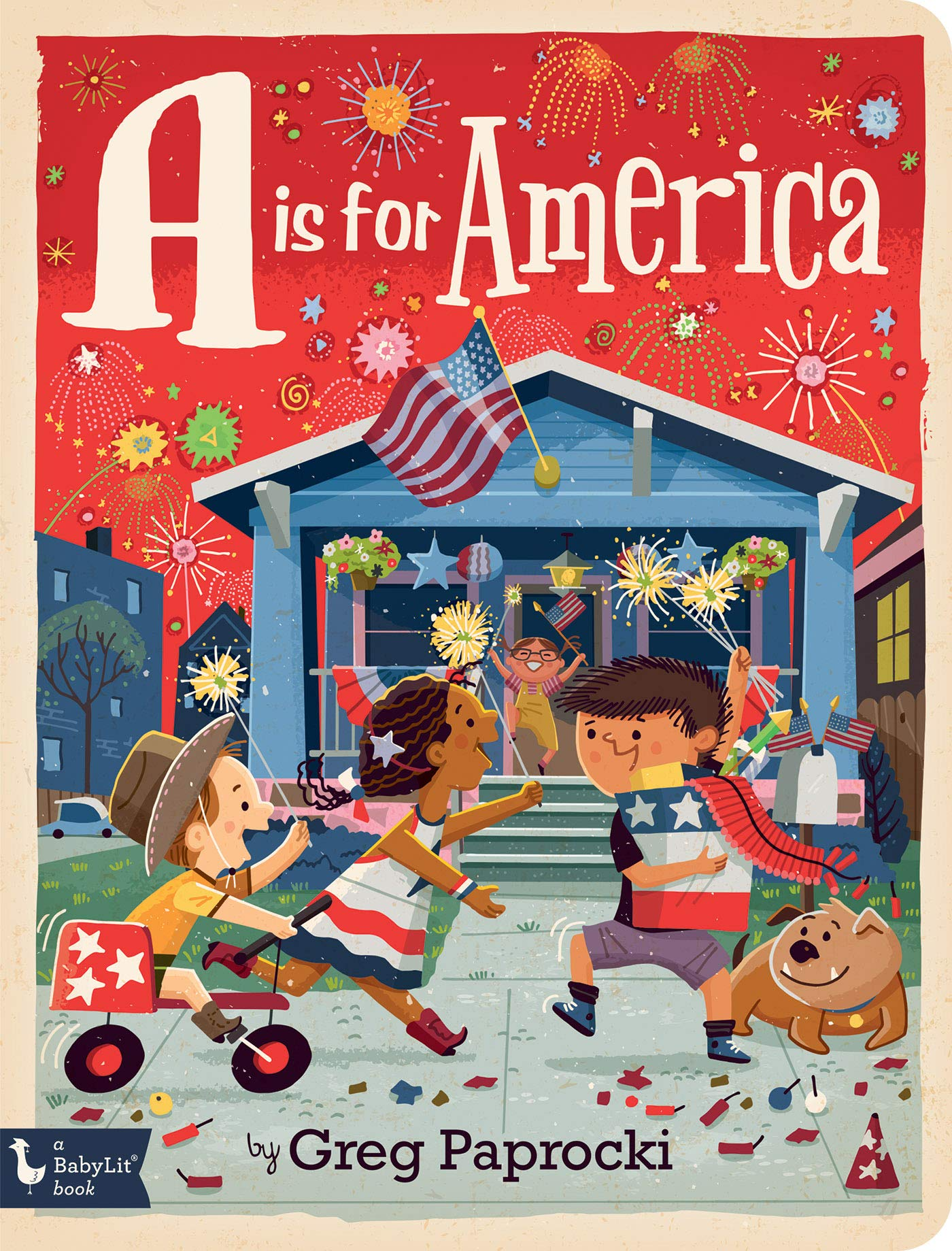 A Is for America: Babylit
