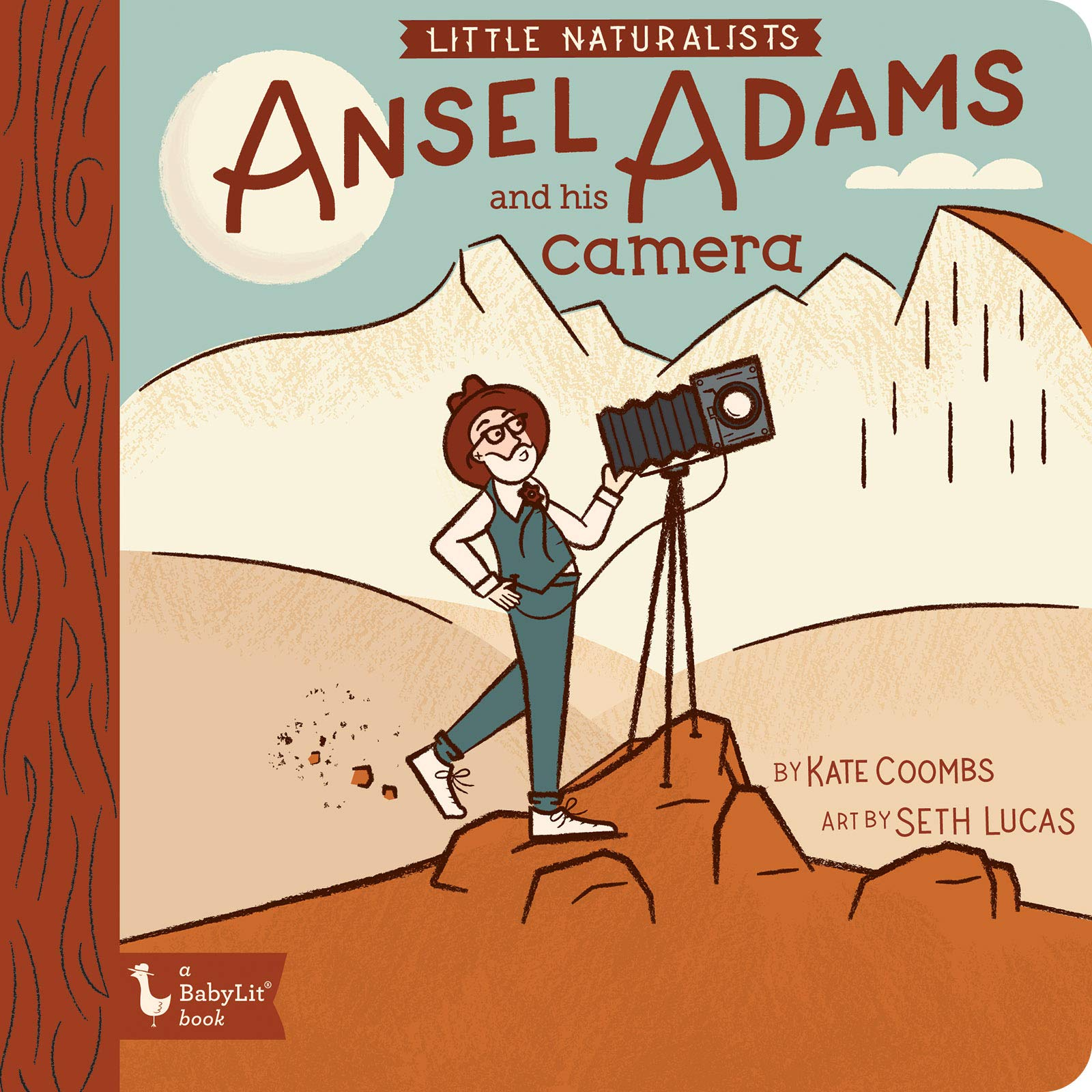 Ansel Adams: Little Naturalists
