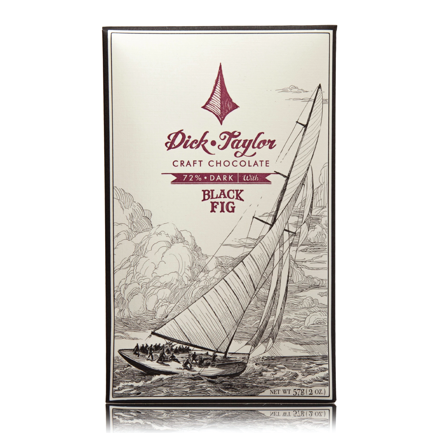 Black Fig + Dark Chocolate | Artisan Bar