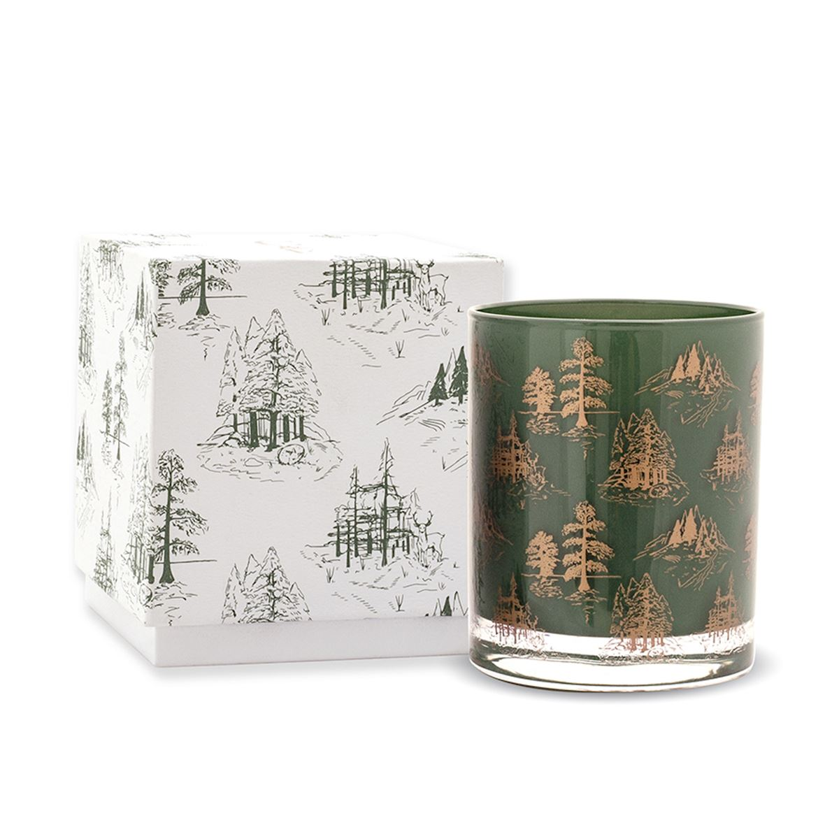 Cypress & Fir Boxed Candle