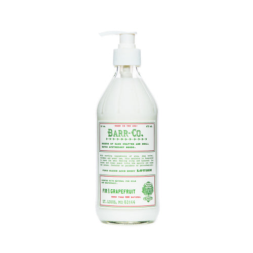 Hand and Body Lotion by Barr-Co