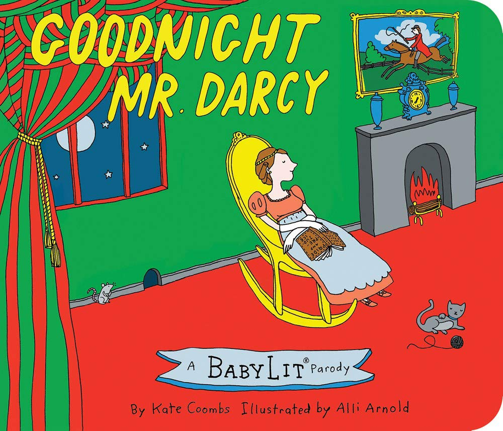 Goodnight Mr. Darcy | Baby Lit