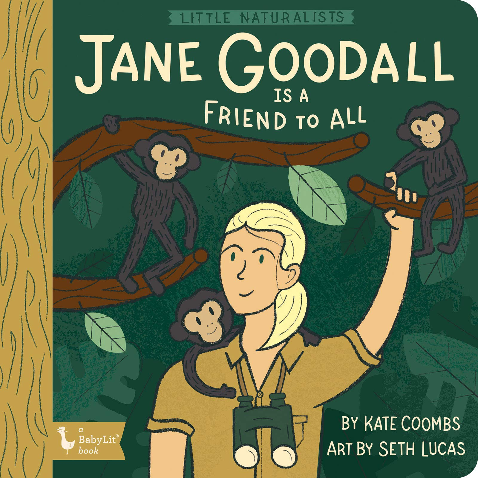 Jane Goodall: Little Naturalists