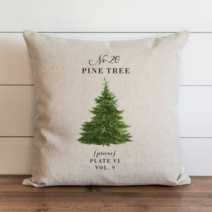 Christmas Botanical Collection | Pillow
