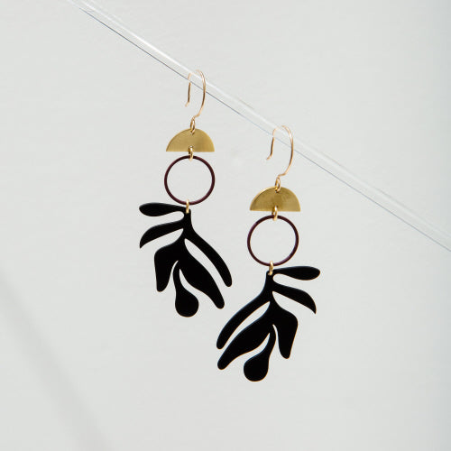 Vermilion Earrings