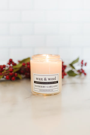 Wax and Wool Christmas Collection