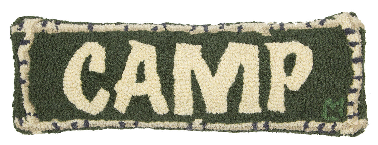 Camp Wool Pillow
