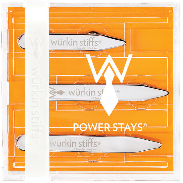Wurkin Stiffs Power Stays - Magnetic Collar Stays