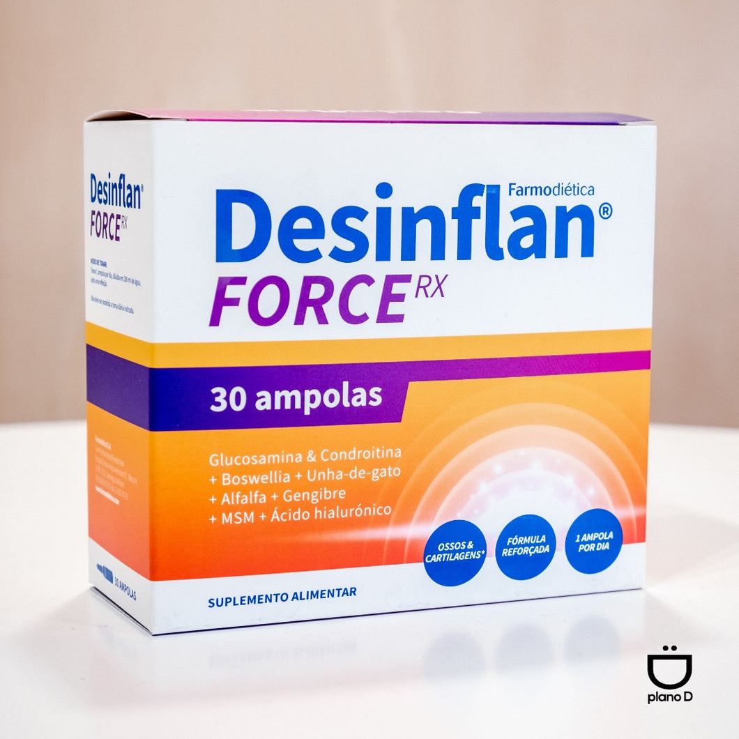 DESINFLAN FORCE RX 30AMP