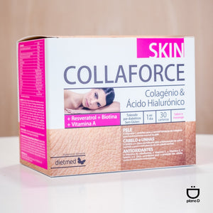 COLLAFORCE SKIN 30 CARTEIRAS