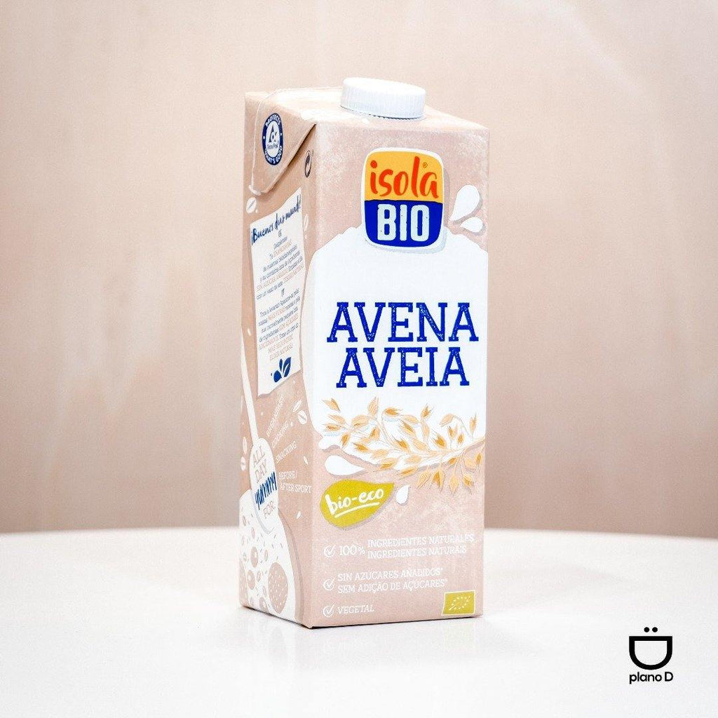 BEBIDA DE AVEIA LIGHT ISOLA BIO 1L - Mercearia Plano D