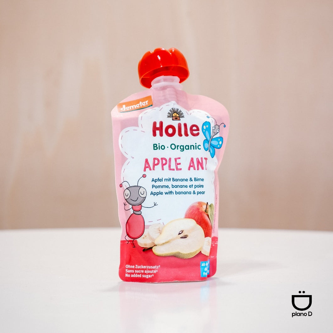 HOLLE PURE APPLE ANT BIO 100G
