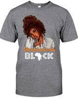 Load image into Gallery viewer, Black Pride shirt