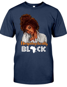 Black Pride shirt