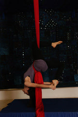 Beginner Aerial Silks (Wed)