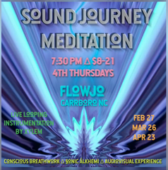 Breathwork and Soundscape