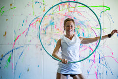 Adult Beginner/Intermediate Hoop Dance  (Summer)